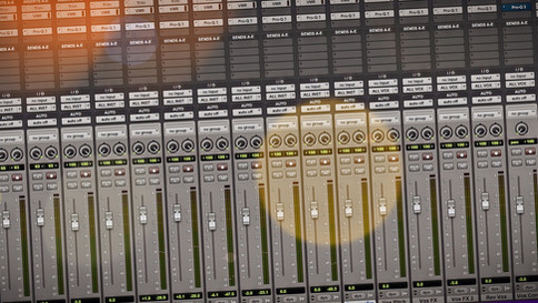 STEM MASTERING: HOW TO PREPARE THE STEMS