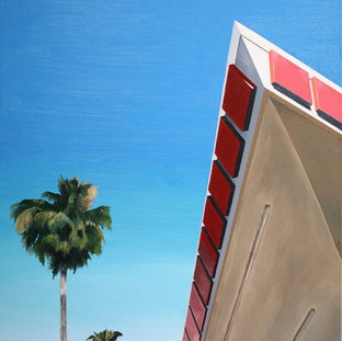 76 Gas Station, Beverly Hills, 2012