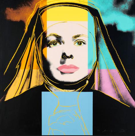 Ingrid The Nun