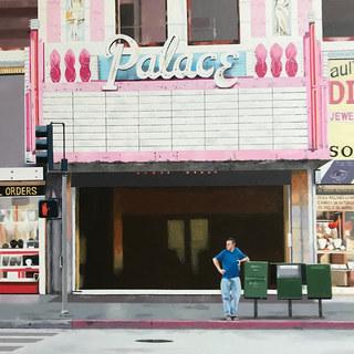 The Palace Theater, LA, 2018