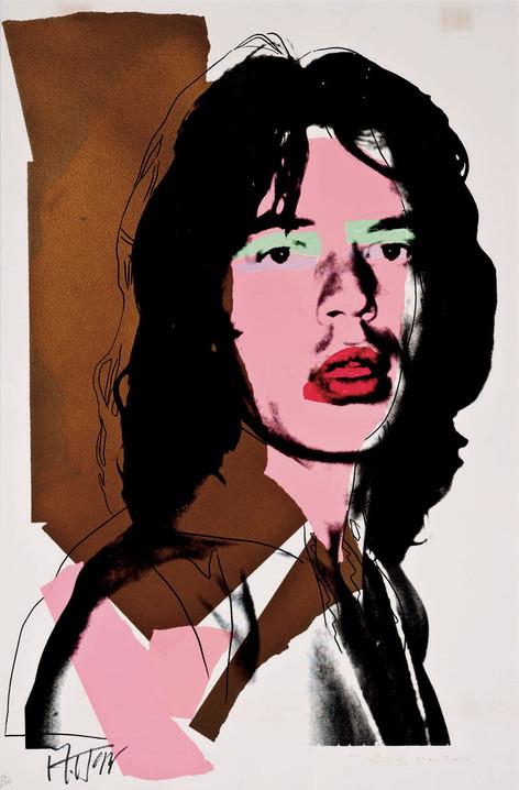 Mick Jagger, FS143