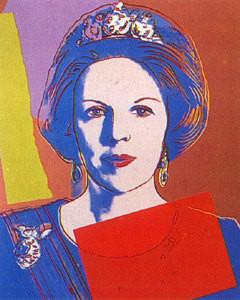 Queen Beatrix of the Netherlands FS 338