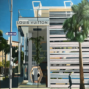 Louis Vuitton from the Rodeo Drive series, 2018