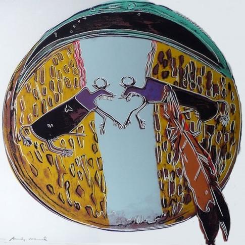 Plains Indian Shield