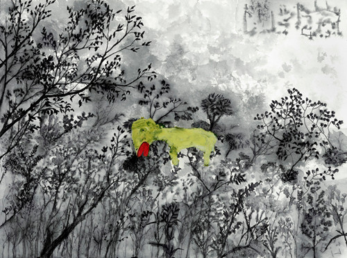 John Lurie Invention of Animals June 26, 2010