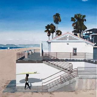 Manhattan Beach, No. 1, 2021