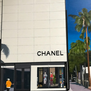 Chanel from the Rodeo Drive series, 2018