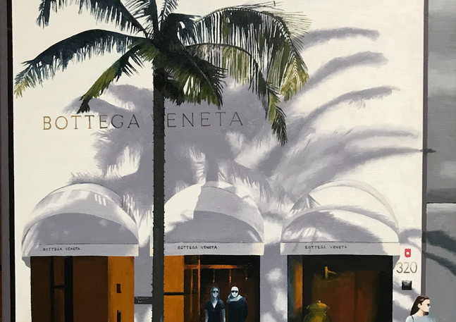 Bottega Veneta from the Rodeo Drive series, 2018