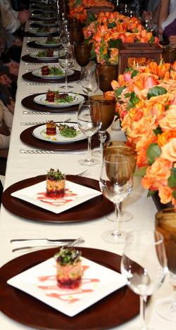 Greek, Table with Salad, Edit