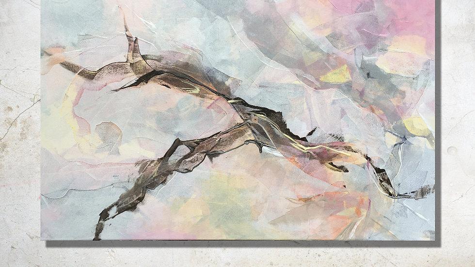 Panart1 nach MASU Art auf Leinwand 70x100cm