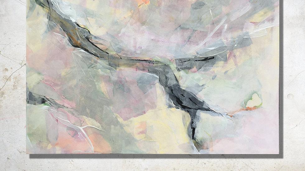 Panart3 nach MASU Art auf Leinwand 70x100cm