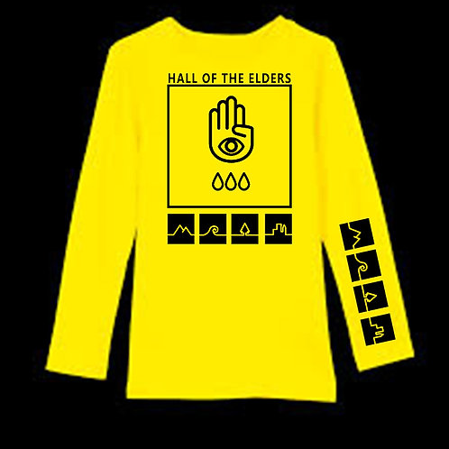 Yellow Long Sleeve