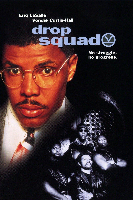 Drop Squad movie art