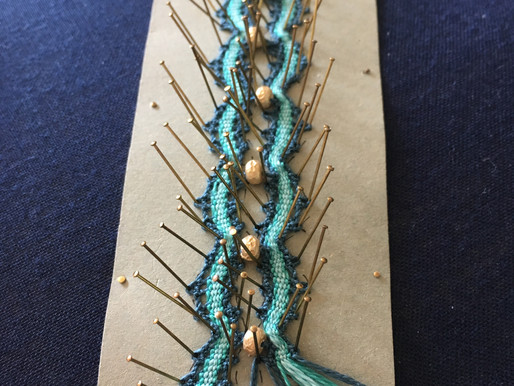Learn to make lace