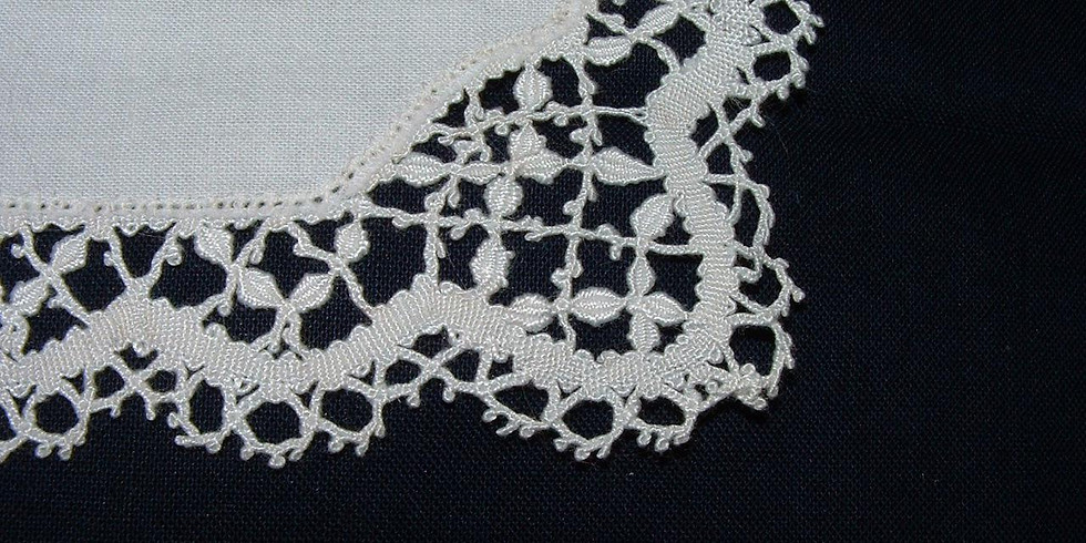 Lace at the Manse 29-Feb-19
