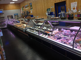 vitrine cuisine, viande, patisserie.JPG