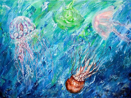 Magic of the ocean