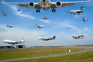 U. S. airplane near-collisions jumped in 2013, FAA reports