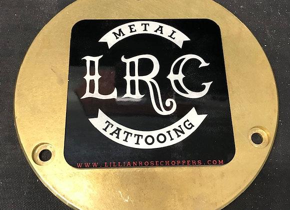 Custom Engraved Cone Shovel / EVO Derby Cover
