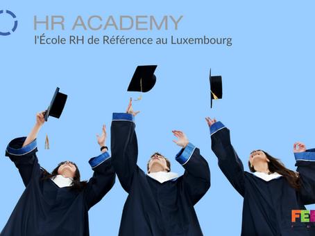 HR ACADEMY, L'ÉCOLE RH DE RÉFÉRENCE AU LUXEMBOURG