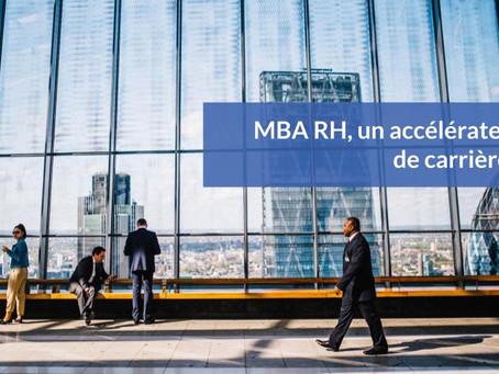 MBA RH, un accélérateur de carrière ?