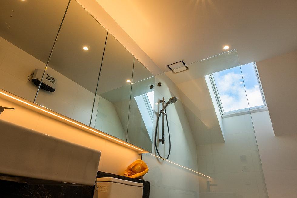 VSQ250M Frameless Square Magnetic Bathroom Grille   Ventech