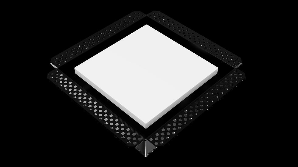 VSQ200M Ventech Frameless Square Magnetic Grille
