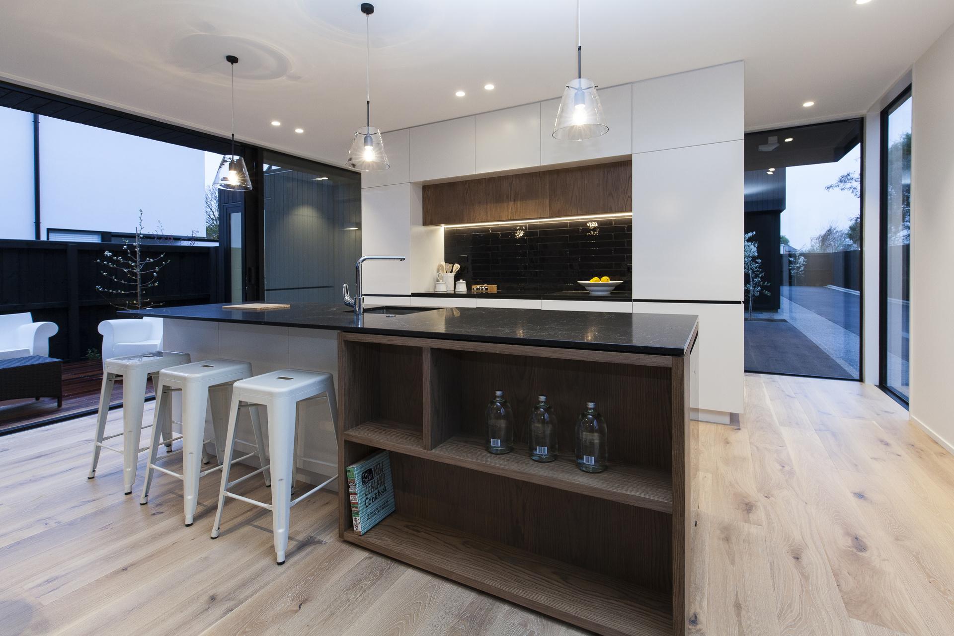 378 Durham Street - kitchen shelving