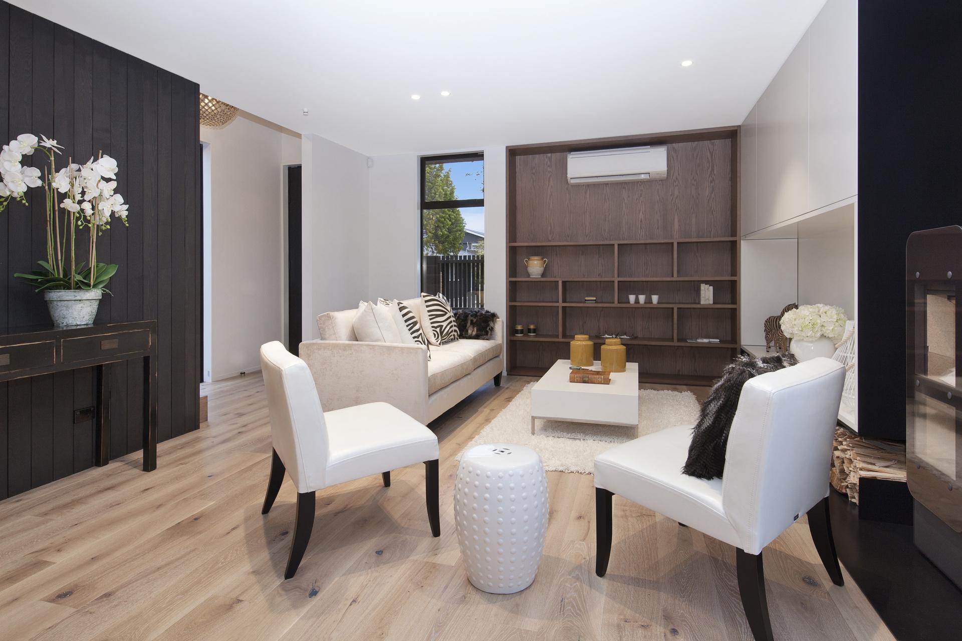 378 Durham Street - living area