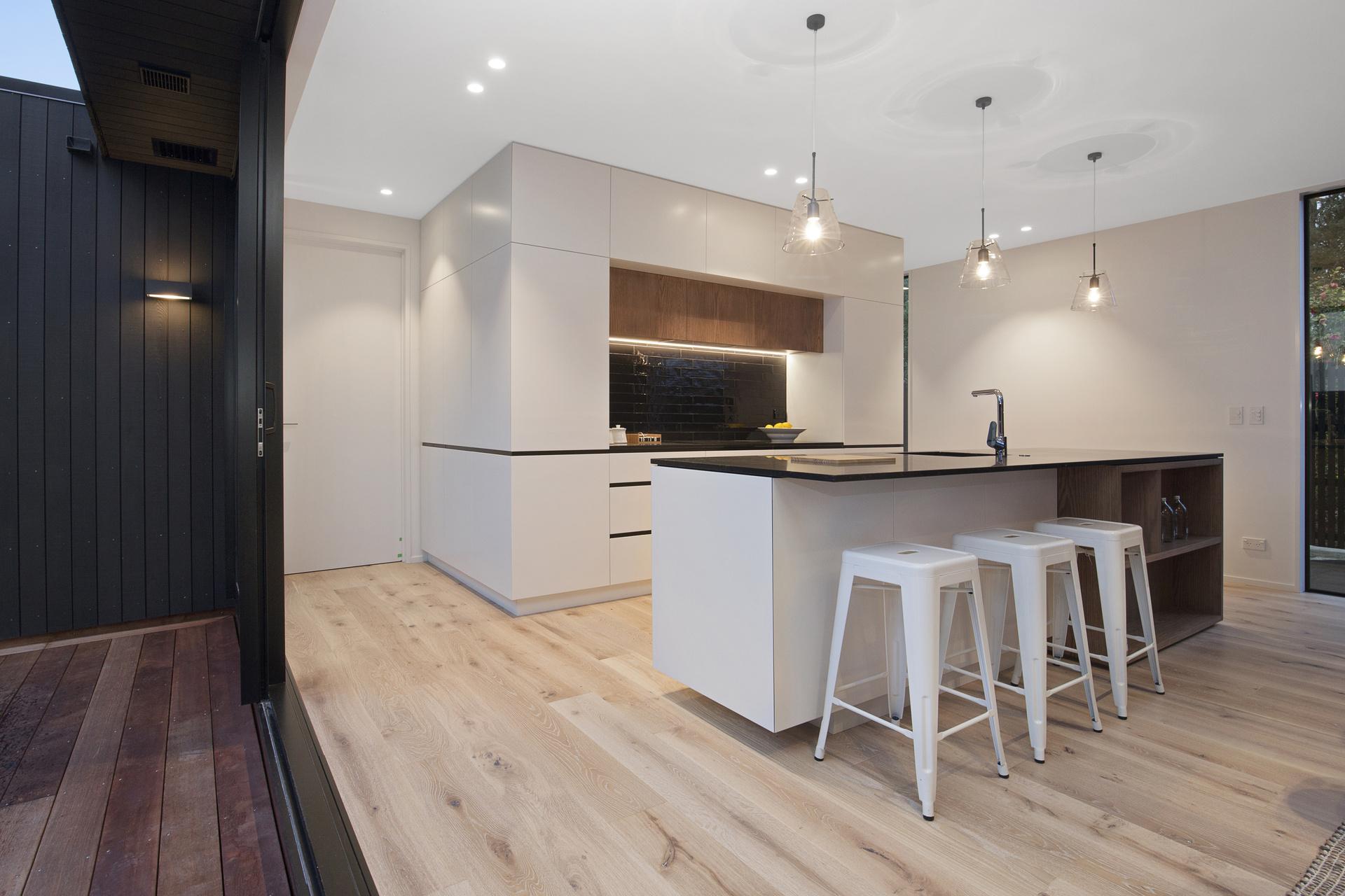378 Durham Street - kitchen view