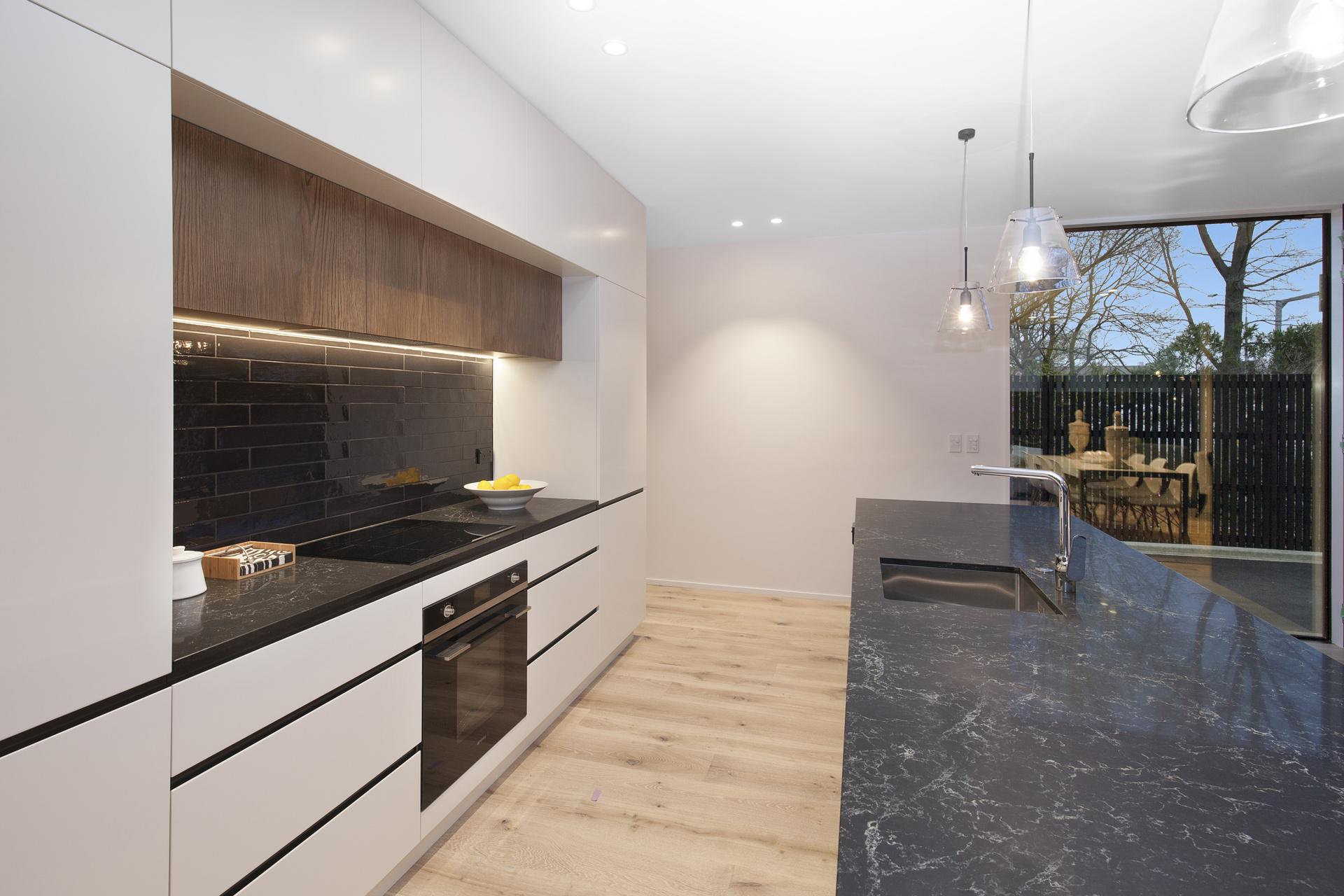 378 Durham Street - kitchen joinery