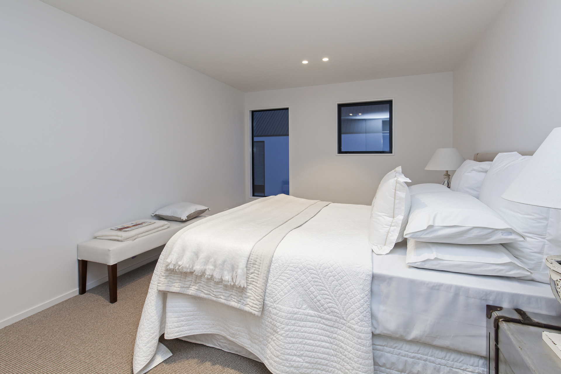 378 Durham Street - guest bedroom