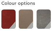 Flare Colour Options | Woodman Fires