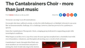 The Cantabrainers Choir - more than just music