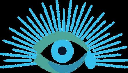 Leonard Meenach Website Eye Logo