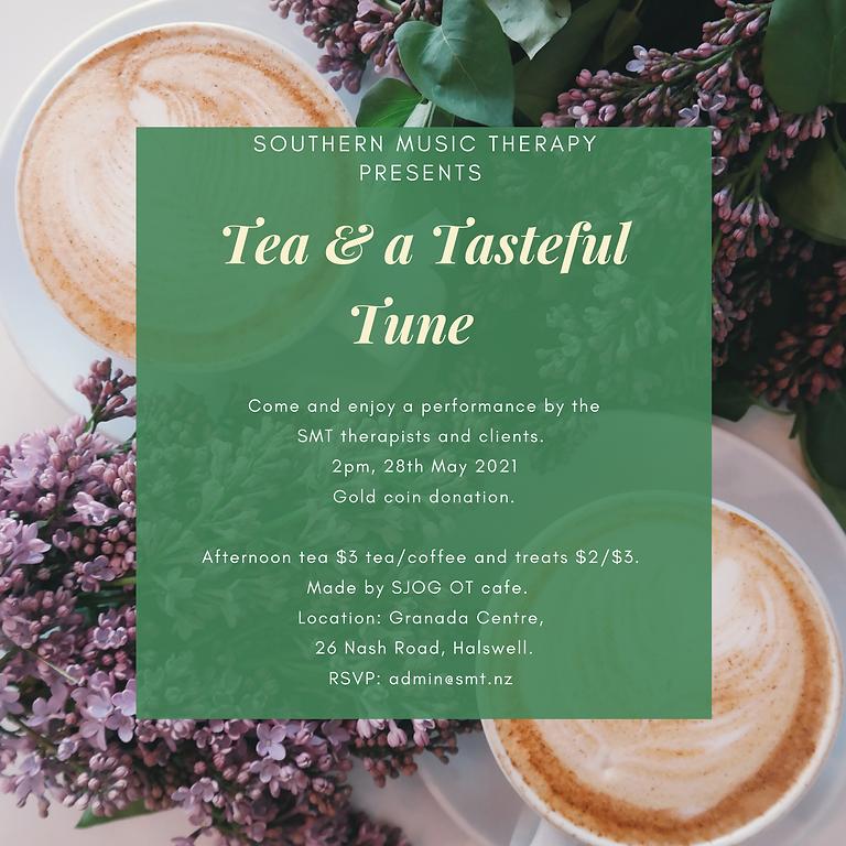 Tea and a Tasteful Tune