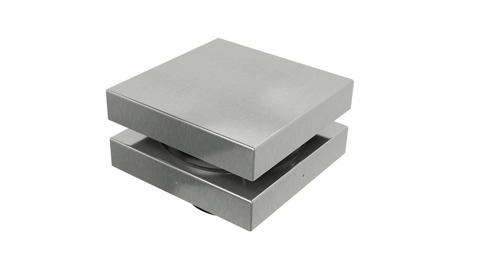 VCM190 Curb Mounted Extractor Roof Fan   Ventech