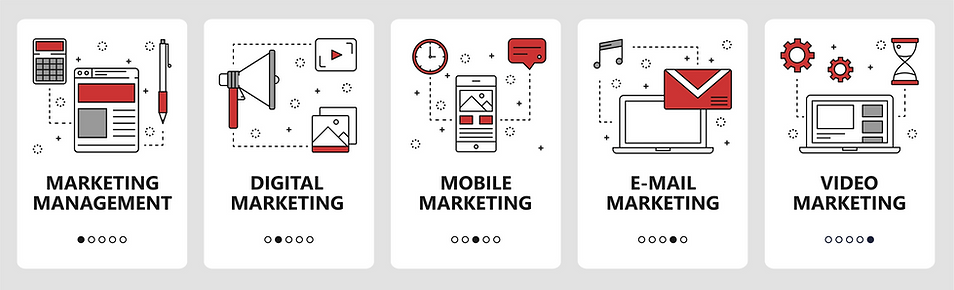Marketing Services | It's All About Maria