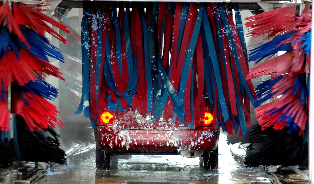 Skip the automatic car wash and let a professional care for your paint