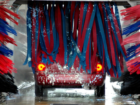Why it's time to skip the automatic car wash
