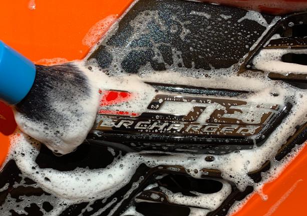 Corvette Z06 Hand Wash
