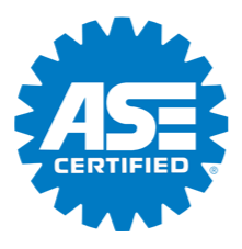 Automotive Service Excellence - ASE - Certification Badge for Aesthetic Detail Studio
