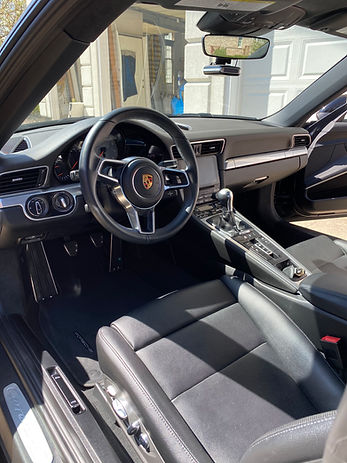 Meticulously detailed Porsche 911 by Aesthetic Detail Studio in Bolingbrook, IL