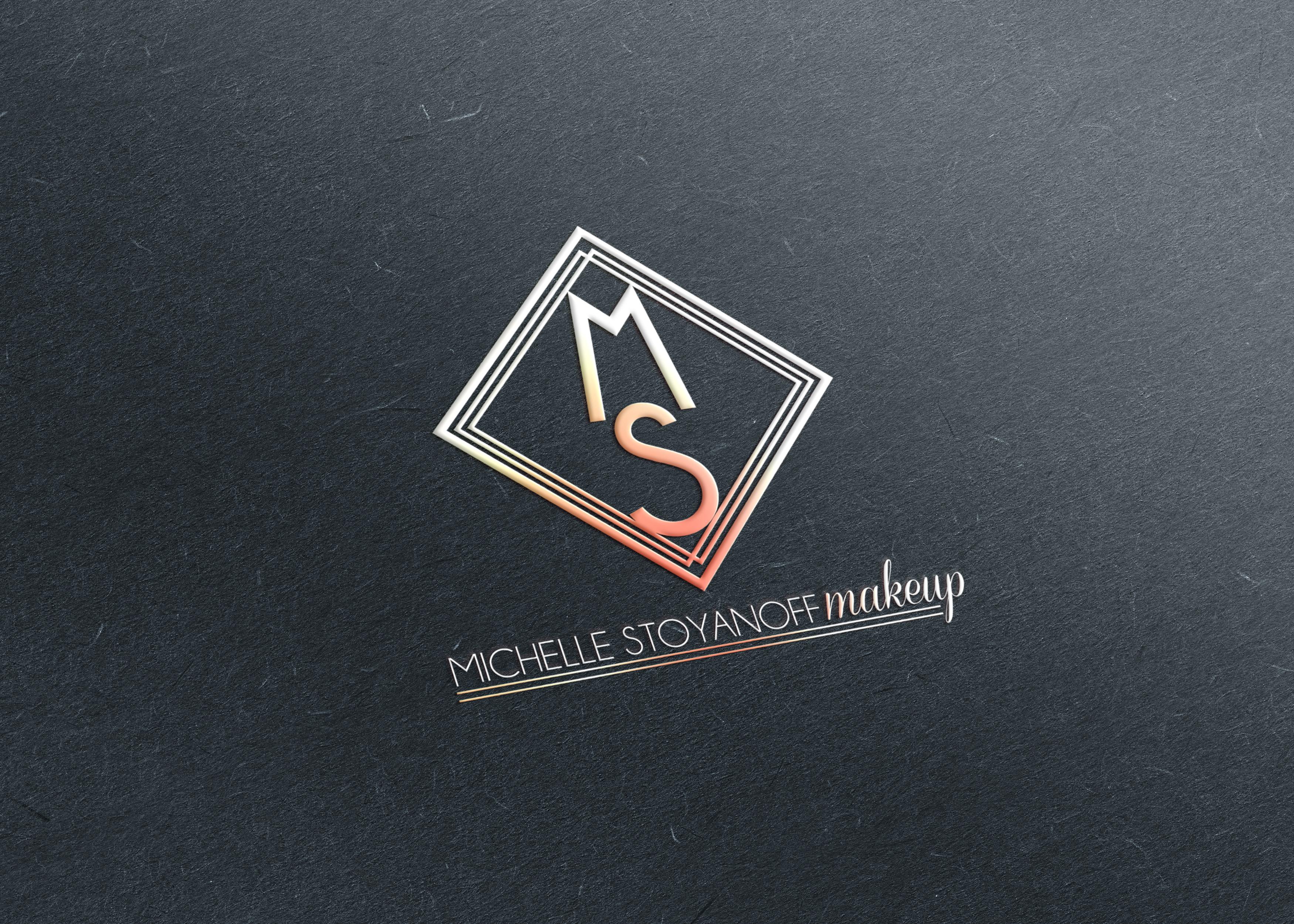 Michelle Stoyanoff MakeUp Logo