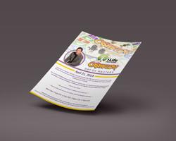 1Life CashFlow Event Flyer