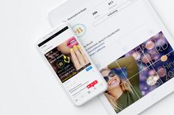 Beauty Board Instagram Branding