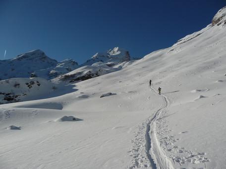 Skitour auf den Alvier