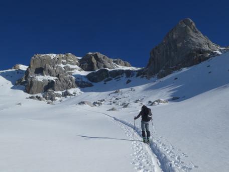 Skitour auf die Feuerspitze (2852m)