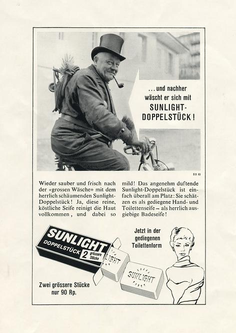 Postkarte Sunlight 2
