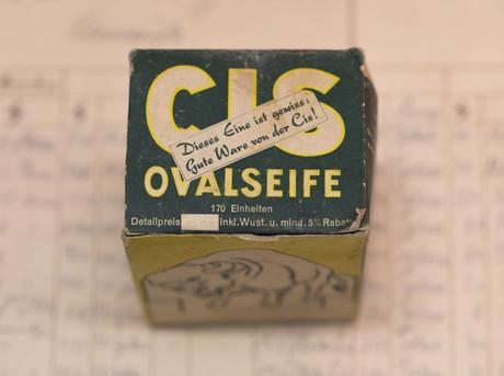 CIS Ovalseife Seifenmuseum